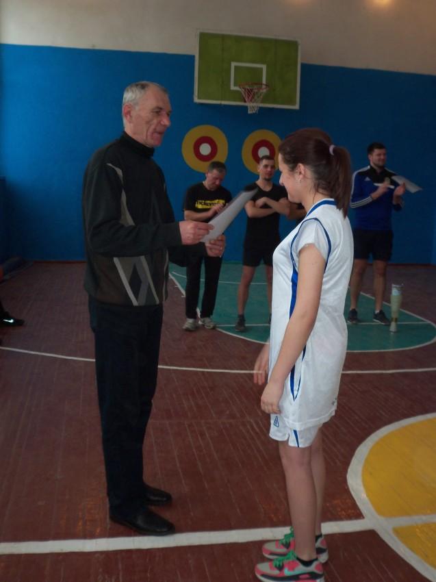 Альбом: Турнір з баскетболу
