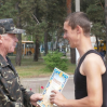 Альбом: Військово-патріотична гра «Сокіл» («Джура»)