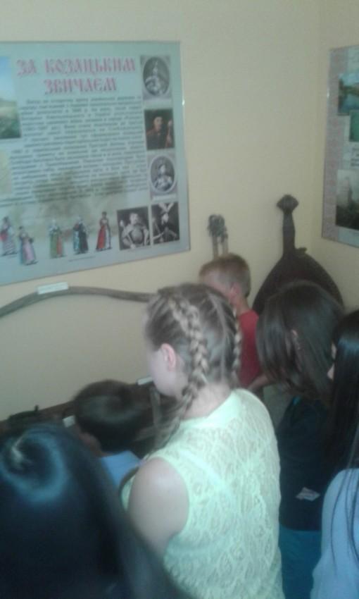 Альбом: Екскурсія до музею «Історія села Кислівка»