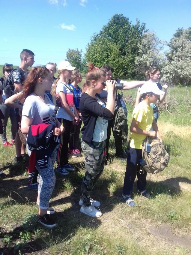 Альбом: Районна літня екологічна школа (день третій)